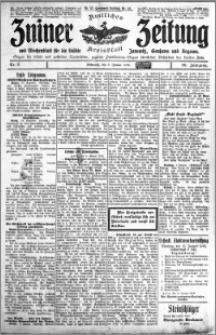 Zniner Zeitung 1915.01.06 R. 28 nr 2