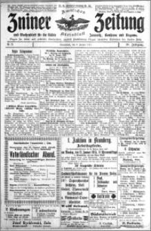 Zniner Zeitung 1915.01.09 R. 28 nr 3