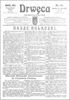 Drwęca 1923, R. 3, nr 75