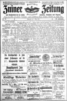 Zniner Zeitung 1915.03.03 R. 28 nr 18