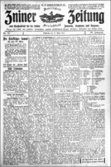 Zniner Zeitung 1915.03.17 R. 28 nr 22