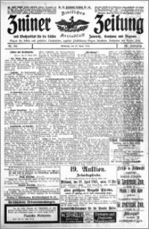 Zniner Zeitung 1915.04.28 R. 28 nr 34