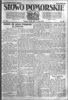 Słowo Pomorskie 1923.05.02 R.3 nr 100
