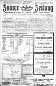 Zniner Zeitung 1915.10.06 R. 28 nr 80