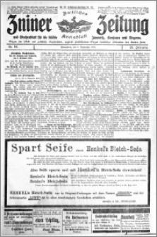 Zniner Zeitung 1915.11.06 R. 28 nr 89