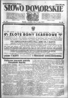Słowo Pomorskie 1923.05.03 R.3 nr 101