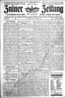 Zniner Zeitung 1915.11.20 R. 28 nr 93
