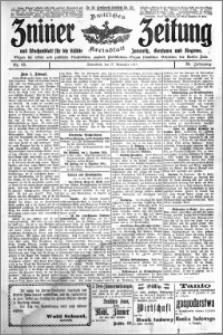 Zniner Zeitung 1915.11.27 R. 28 nr 95
