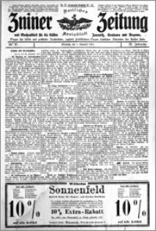 Zniner Zeitung 1915.12.01 R. 28 nr 96