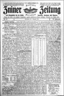 Zniner Zeitung 1915.12.04 R. 28 nr 97