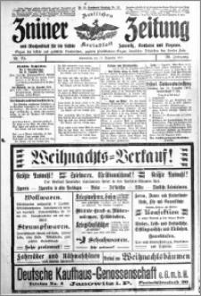 Zniner Zeitung 1915.12.11 R. 28 nr 99