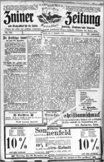 Zniner Zeitung 1915.12.15 R. 28 nr 100