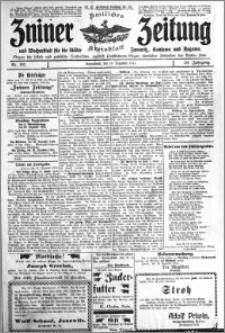 Zniner Zeitung 1915.12.18 R. 28 nr 101