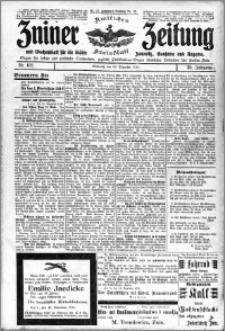 Zniner Zeitung 1915.12.22 R. 28 nr 102