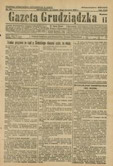 Gazeta Grudziądzka 1925.08.29 R. 31 nr 101