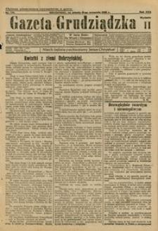 Gazeta Grudziądzka 1925.09.19 R. 30 nr 110