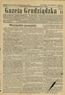Gazeta Grudziądzka 1925.10.10 R. 30 nr 119