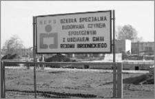 Budowa Szkoły Specjalnej