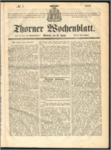 Thorner Wochenblatt 1859, No. 5