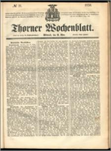 Thorner Wochenblatt 1859, No. 21