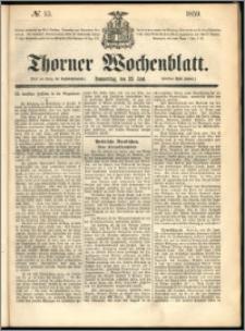 Thorner Wochenblatt 1859, No. 53