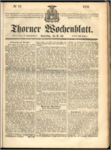 Thorner Wochenblatt 1859, No. 62