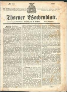 Thorner Wochenblatt 1859, No. 135