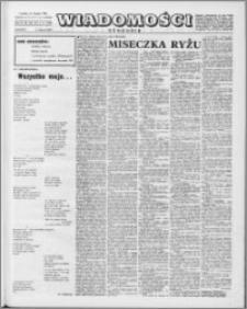 Wiadomości, R. 20 nr 31 (1009), 1965