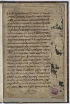 Listy papieża Grzegorza VII; manifest arcybiskupa Moguncji Zygfryda