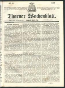 Thorner Wochenblatt 1860, No. 64