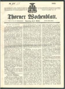 Thorner Wochenblatt 1860, No. 118