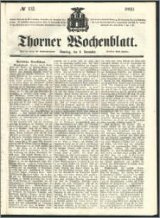 Thorner Wochenblatt 1860, No. 132