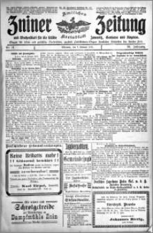 Zniner Zeitung 1917.02.07 R. 30 nr 11