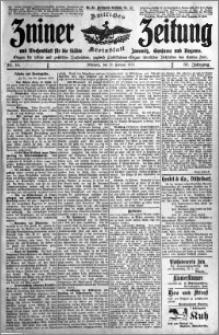 Zniner Zeitung 1917.02.21 R. 30 nr 15