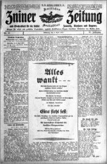 Zniner Zeitung 1917.04.04 R. 30 nr 27