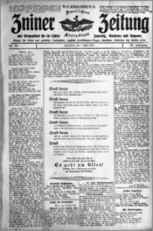 Zniner Zeitung 1917.04.07 R. 30 nr 28