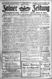 Zniner Zeitung 1917.04.21 R. 30 nr 32
