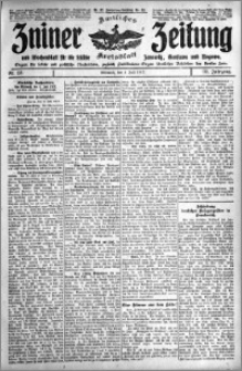Zniner Zeitung 1917.07.04 R. 30 nr 53