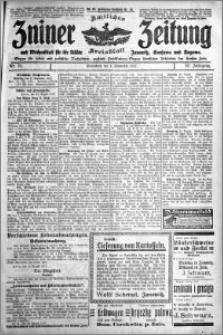 Zniner Zeitung 1917.09.01 R. 30 nr 70