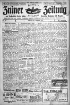 Zniner Zeitung 1917.11.14 R. 30 nr 91