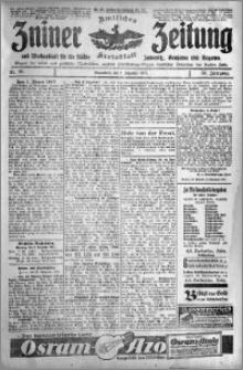 Zniner Zeitung 1917.12.01 R. 30 nr 96