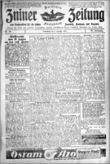 Zniner Zeitung 1917.12.08 R. 30 nr 98