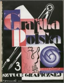 Grafika Polska 1927, R. 5 nr 3