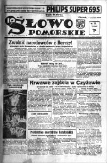 Słowo Pomorskie 1937.01.08 R.17 nr 5