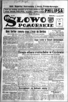 Słowo Pomorskie 1937.01.09 R.17 nr 6