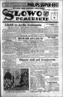 Słowo Pomorskie 1937.01.28 R.17 nr 22