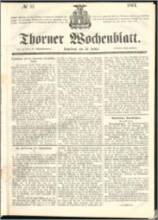 Thorner Wochenblatt 1861, No. 12