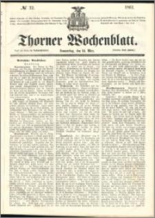 Thorner Wochenblatt 1861, No. 32