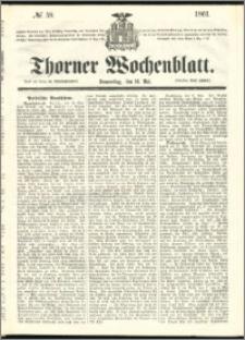 Thorner Wochenblatt 1861, No. 59