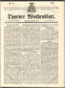 Thorner Wochenblatt 1861, No. 88